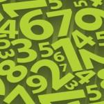 日常英会話の表現 英語での数字の読み方の方が日本語より簡単