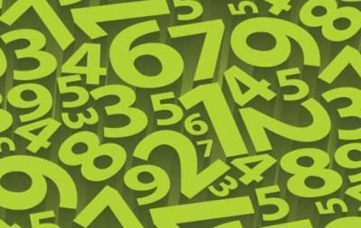 数字の読み方